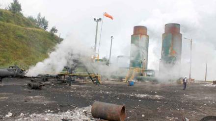 Pipa Sumur PT Geo Dipa Energy Meledak Hebat Satu Tewas, Lima Luka-Luka